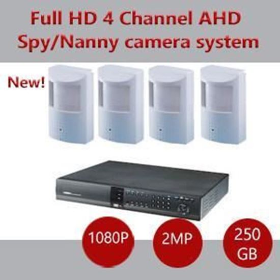 full hd 4 channel