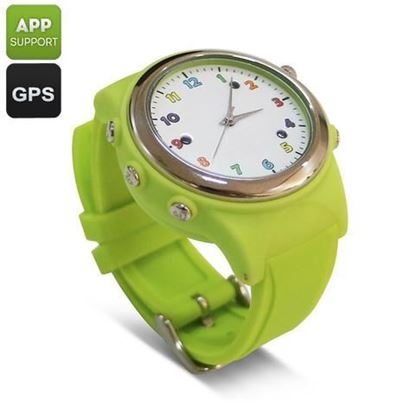 KID WATCH PHONE WITH GPS TRAKER
