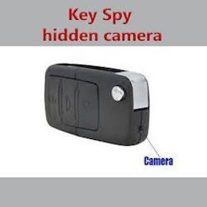 Key Spy Hidden Camera