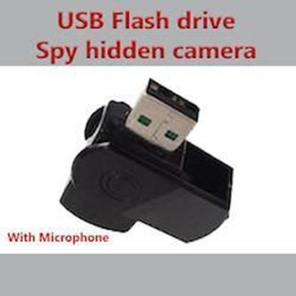 USB Flash drive Spy hidden camera & microphone