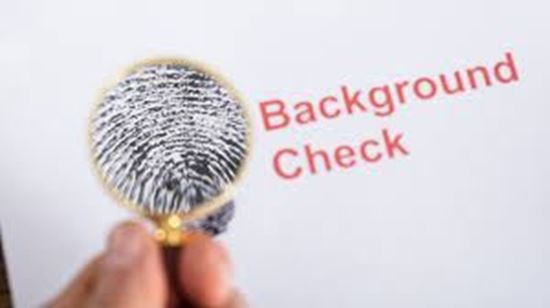 Picture of Background Check